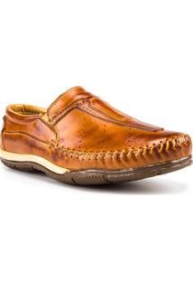 Sapato Valença Caramelo