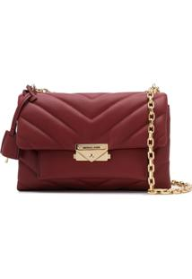 Michael Michael Kors Cece Medium Shoulder Bag - Vermelho
