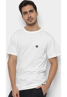 Camiseta Dc Shoes Slim Basic Masculina - Masculino