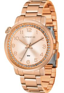 Relógio Lince Feminino Lrr4570Lr2Rx