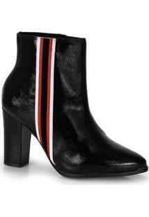 871e32b8be Ankle Boot Beira Rio Passarela feminina