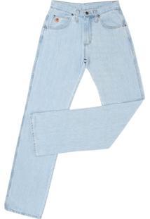 Calça Jeans Pespontos Wrangler Azul