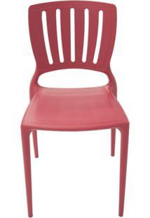 Cadeira Sofia Vermelha