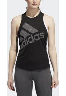 Regata Bos Logo W Adidas - Feminino