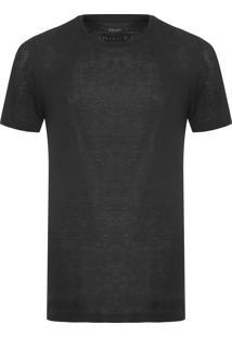 Camiseta Masculina Perfect T - Preto