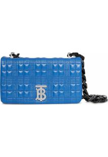 Burberry Small Lola Shoulder Bag - Azul