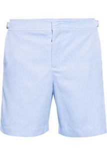 Short Masculino Saline Star - Azul