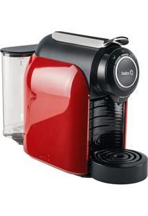 Cafeteira Expresso Delta Q Qool Evolution - Vermelha