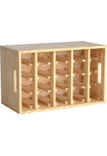 Módulo Box Adega - Natural