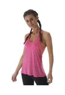 fd58a2ae8bb81 ... Camiseta Regata Oxer Avanced Ii - Feminina - Rosa