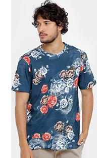 Camiseta Mcd Especial Flower Fish Iv Masculina - Masculino