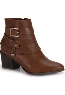 Ankle Boots Ramarim Fivela