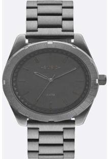 Relógio Euro Feminino Spike Preto Analógico Eu2036Yny4F - Feminino