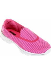 Sapatilha Skechers Go Walk 3 Feminina - Feminino