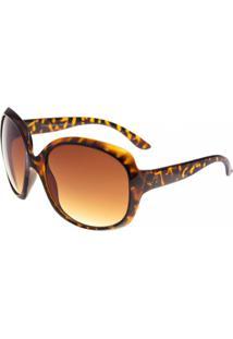 Óculos De Sol London Marrom feminino   Gostei e agora  e0a4f7901d