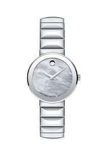 Relógio Movado Feminino Aço - 0607048