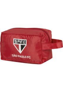 Necessaire Youbag Sao Paulo - Vermelho