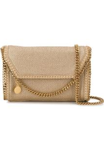 Stella Mccartney Bolsa Falabella Shaggy Deer - Neutro