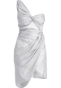Vestido Makena - Cris Barros - Gelo