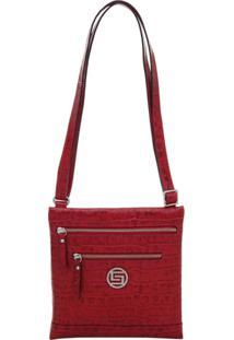 Bolsa Smartbag Transversal feminina  6e44c4d6c6c