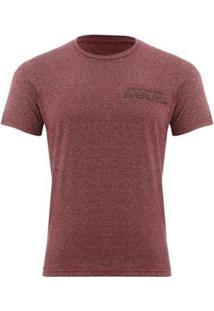Camiseta Everlast Bronx New York - Masculino-Vinho