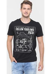 Camiseta Sommer Follow - Masculino