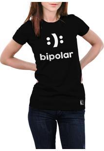 Camiseta Hunter Bipolar Preta