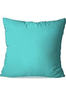 Capa De Almofada Decorativa Azul 45X45Cm