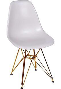 Cadeira Com Base Em Cobre 1102-Or Design - Fendi