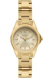 Relógio Condor Feminino Clássico Analógico Dourado Co2035Exdk4D - Kanui