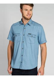 Camisa Casual Jeans