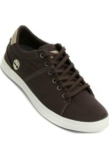 Tênis Timberland Field Dover Casual Masculino - Masculino-Cafe