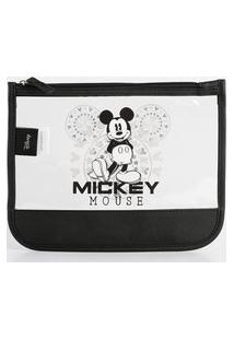 Necessarie Feminina Estampa Mickey Disney