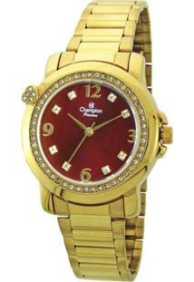 bf79b1f1f7e Netshoes. Relógio Analógico Champion Ch24535i Feminino ...