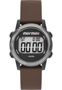 Relógio Mormaii Raízes Feminino - Feminino-Preto