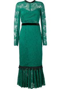 Three Floor Vestido 'Ursula' - Verde