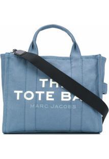 Marc Jacobs Bolsa Tote The Small Traveler - Azul