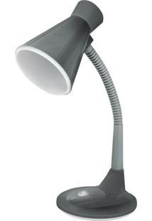 Luminária De Mesa Tlm 03 Taschibra Cinza