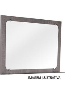 Espelheira Florença Roble 80Cm