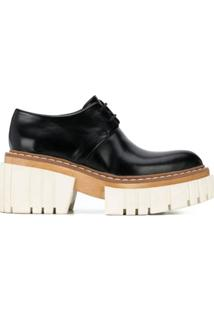 Stella Mccartney Sapato Chunky Elyse - Preto