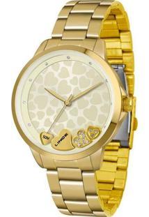 Relógio Feminino Lince Lrg4571L-C1Kx Analógico