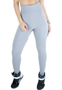 Calça Legging Mvb Modas Cintura Feminina - Feminino