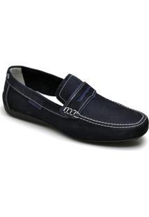 Mocassim Top Franca Shoes Casual Masculino - Masculino