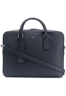 Sandro Paris Bolsa Para Laptop 'Downtown' - Azul