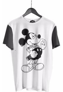 Camiseta The Garage Custom Tees Mickey Dope
