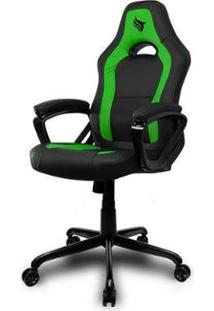 Cadeira Gamer Pichau Tippler By-8105- Unissex-Verde