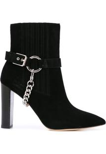 Paige Ankle Boot London - Preto