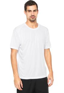 Camiseta Oakley Reta Logo Branca