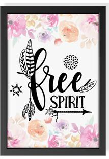 Quadro Love Decor Decorativo Free Spirit