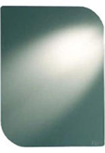 Espelho De Cristal Prata
